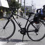 クロスバイクを買った