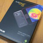 AmazonプライムデーでFLIR ONE Proを買った